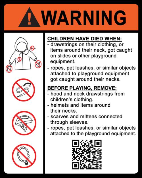 Strangulation - az playground safety